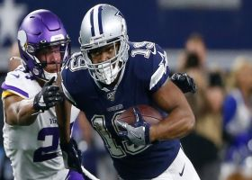 Slater: McCarthy has been 'vague' about Amari Cooper's injury status for Week 1
