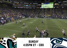 Jaguars vs. Seahawks preview | Week 8