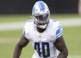 Rapoport: Jets acquiring former Round 1 pick Jarrad Davis in free agency