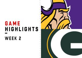 Vikings vs. Packers highlights | Week 2