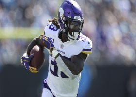 Can't-Miss Play: Cook enters BEAST MODE on 16-yard TD run
