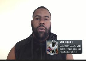 Mark Ingram predicts Ravens will win more than 14 games in '20