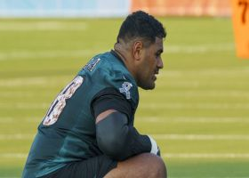 Baldinger: The key position battle to watch in Eagles camp