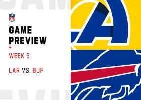 Rams vs. Bills preview | Week 3