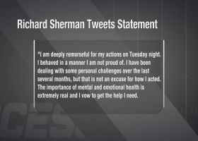 Richard Sherman pleads not guilty to misdemeanor charges