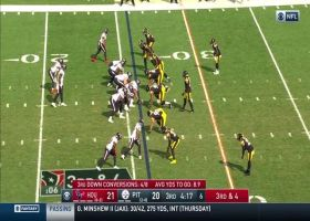 Stephon Tuitt throws down Watson for third-down sack