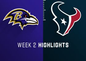 Ravens vs. Texans highlights | Week 2
