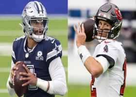 PFF's Chahrouri predicts Week 1 Cowboys-Bucs game