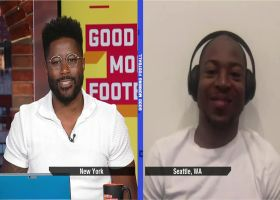 Tyler Lockett shares why his bond with DK Metcalf is special