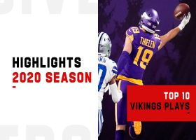 Top 10 Vikings plays | 2020 season