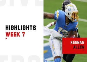 Every Keenan Allen catch from 125-yard game | Week 7
