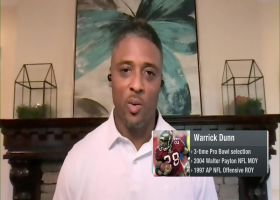 Warrick Dunn shares how his charity works to break the cycle of generational poverty
