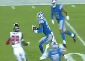 Trey Walker seals the Detroit Lions victory with an interception