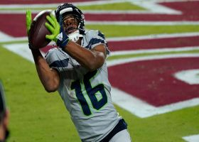 Can't-Miss Play: Lockett hauls in unbelievable fourth-down, toe-drag TD