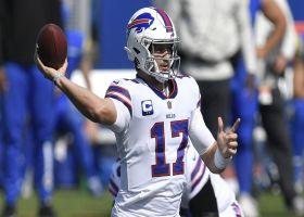 Brandt on Josh Allen: Bills haven't had this kind of 'juice' since the 90s