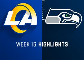Rams vs. Seahawks highlights | Week 16