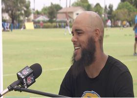 Keenan Allen: One Chargers rookie who's 'impressed me so far' at camp