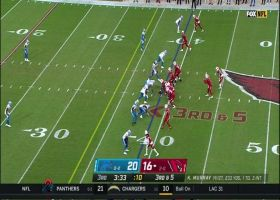 Kyler Murray takes off for 13-yard third-down trot on speed option