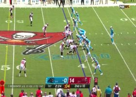 Ndamukong Suh puts RG on skates for overpowering sack of Teddy B