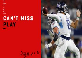 Can't-Miss Play: Mariota pinpoints pass amid THREE Cowboys