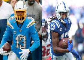 Keenan Allen vs. Hilton: Who will have more successful '20?
