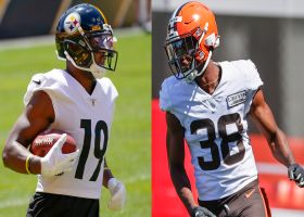 JuJu vs. A.J. Green: Which WR will have a bigger bounceback season in '20?
