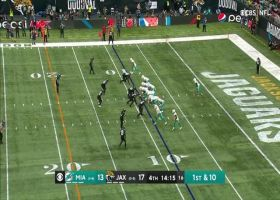 Mike Gesicki gets WIDE open for 32-yard gain