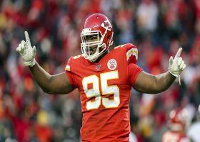 Garafolo: Why Chiefs retaining Chris Jones, Mahomes is 'huge'