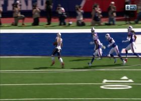 Brandon Bolden takes fly sweep off the edge for 4-yard TD