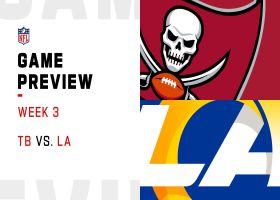 Buccaneers vs. Rams preview | Week 3