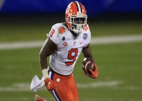 Frelund: No. 23 pick is 'too early' for Jets to draft Travis Etienne
