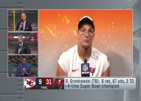 Gronk: I'll take two, three weeks to decide on my NFL future