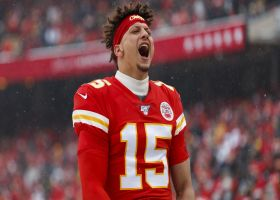 Burleson: Why Mahomes' new deal should 'break the bank'