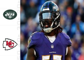 Two teams who could pursue linebacker C.J. Mosley in free agency
