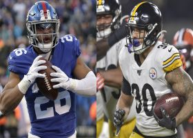 Barkley vs. Conner: Who will be more dominant in '20?