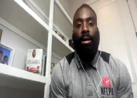 NAACP Virtual Town Hall: Demario Davis shares about the impact of the Players Coalition