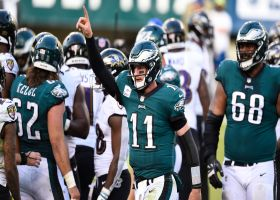 Can't-Miss Play: Wentz's fourth-down desperation heave ends in TD
