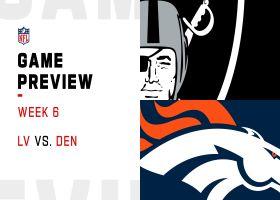 Raiders vs. Broncos preview | Week 6