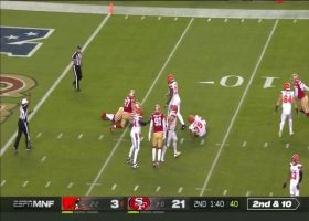 Best plays by the Niners defense vs. the Browns | Week 5
