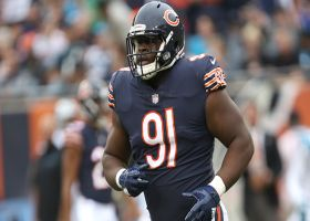 Ian Rapoport: Chicago Bears defensive tackle Eddie Goldman agrees to four-year, $42 million contract extension