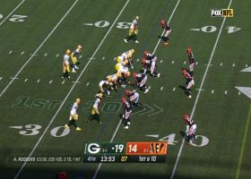 Can't-Miss Play: Rodgers' 59-yard bomb hits Adams perfectly