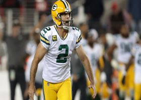 Can't-Miss Play: Crosby BURIES walk-off 51-yard FG to cap Rodgers' vintage two-minute drill