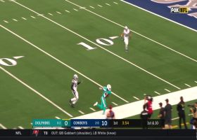 Flea-flicker alert! Rosen completes trick-play pass to Preston Williams