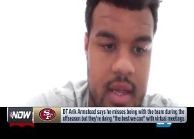 Arik Armstead reflects on how 49ers are adjusting for virtual offseason