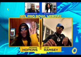 Verzuz: DeAndre Hopkins, Jalen Ramsey break down head-to-head battles