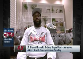 Shaq Barrett discusses how Todd Bowles gameplan helped slow down Chiefs