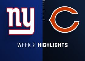 Giants vs. Bears highlights | Week 2