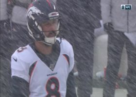 Brandon McManus hits 32-yard field goal through blizzard