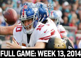 Full NFL Game: Giants vs. Jaguars - Week 14, 2014 | NFL Game Pass
