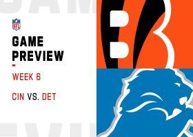 Bengals vs. Lions preview | Week 6